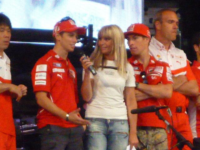 Alice Margar... Ducati